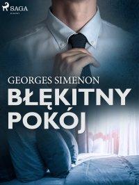 Błękitny pokój - Georges Simenon - ebook