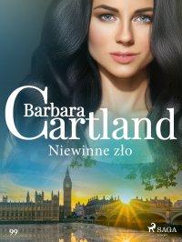 Niewinne zło - Barbara Cartland - ebook