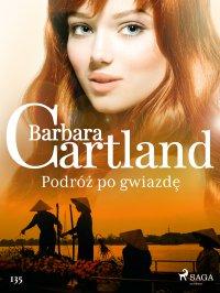 Podróż po gwiazdę - Barbara Cartland - ebook