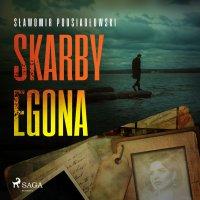 Skarby Egona - Sławomir Podsiadłowski - audiobook