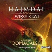 Hajmdal. Tom 4. Więzy krwi - Dariusz Domagalski - audiobook