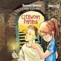 Czerwony papirus - Dariusz Rekosz - audiobook