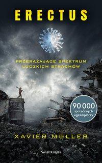 Erectus - Xavier Muller - ebook