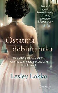 Ostatnia debiutantka - Lesley Lokko - audiobook