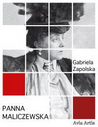 Panna Maliczewska - Gabriela Zapolska - ebook