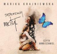 Papierowy motyl - Marika Krajniewska - audiobook