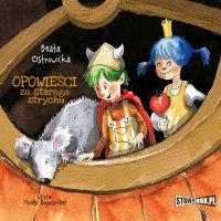 Opowieści ze starego strychu - Beata Ostrowicka - audiobook