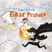Eliksir przygód - Beata Ostrowicka - audiobook