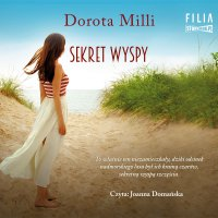 Sekret wyspy - Dorota Milli - audiobook