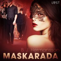 Maskarada - B. J. Hermansson - audiobook