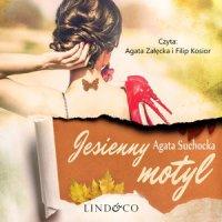 Jesienny motyl - Agata Suchocka - audiobook