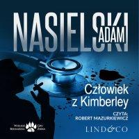 Człowiek z Kimberley. Inspektor Bernard Żbik. Tom 3 - Adam Nasielski - audiobook