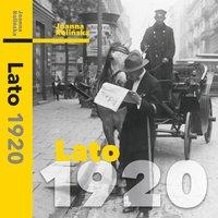 Lato 1920 - Joanna Rolińska - audiobook