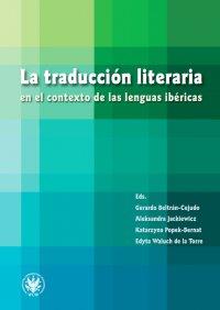 La traducción literaria en el contexto de las lenguas ibéricas - Gerardo Beltrán-Cejudo - ebook
