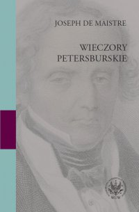Wieczory petersburskie - Joseph De Maistre - ebook