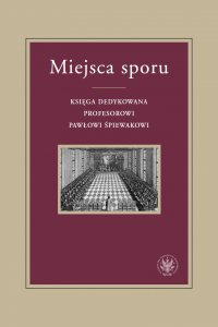 Miejsca sporu - Piotr Kulas - ebook