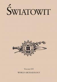 Światowit. Volume LVI - Agata Ulanowska - eprasa