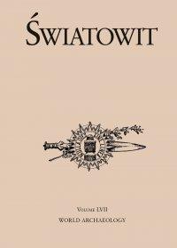Światowit. Volume LVII - Jerzy Żelazowski - eprasa