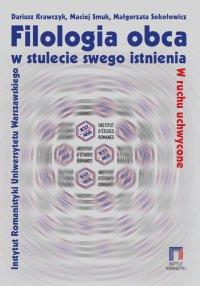 Filologia obca w stulecie swego istnienia - Dariusz Krawczyk - ebook
