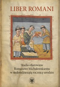 Liber Romani - Grzegorz Pac - ebook