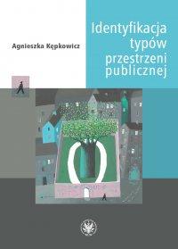 Identyfikacja typów przestrzeni publicznej - Agnieszka Kępkowicz - ebook