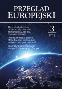 Przegląd Europejski 2019/3 - Konstanty Adam Wojtaszczyk - eprasa