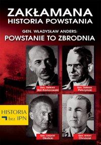Zakłamana historia powstania V - Józef Stępień - ebook
