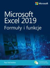 Microsoft Excel 2019: Formuły i funkcje - Paul McFedries - ebook