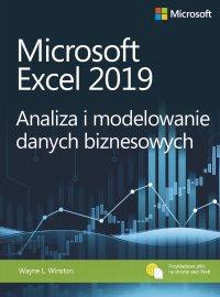 Microsoft Excel 2019. Analiza i modelowanie danych biznesowych - Wayne L. Winston - ebook