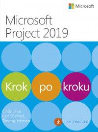 Microsoft Project 2019. Krok po kroku - Cindy Lewis - ebook