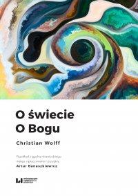O świecie. O Bogu - Christian Wolff - ebook