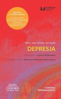 Depresja. Krótkie Wprowadzenie 24 - Mary Jane Tacchi - ebook