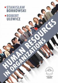 Human resources in organizations - Stanisław Borkowski - ebook