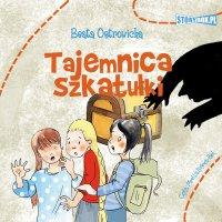 Tajemnica szkatułki - Beata Ostrowicka - audiobook