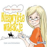 Niezwykłe wakacje - Beata Ostrowicka - audiobook