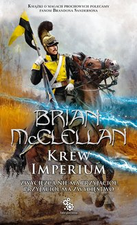 Krew Imperium - Brian McClellan - ebook
