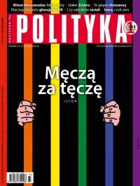 Polityka nr 33/2020 - Opracowanie zbiorowe - eprasa