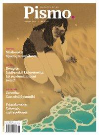 Pismo. Magazyn Opinii 08/2020 - Anna Musiałówna - audiobook