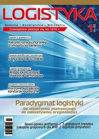 Logistyka 1/2019 - Opracowanie zbiorowe - eprasa