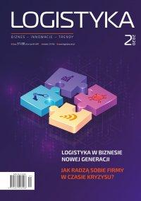 Logistyka 2/2020 - Opracowanie zbiorowe - eprasa
