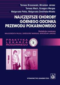 Najczęstsze choroby górnego odcinka przewodu pokarmowego - Małgorzata Palka - ebook