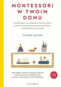 Montessori w Twoim domu - Simone Davies - ebook