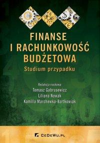 Finanse i rachunkowość budżetowa. Studium przypadku - Tomasz Gabrusewicz - ebook