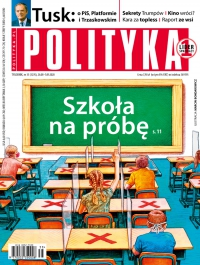 Polityka nr 35/2020 - Opracowanie zbiorowe - eprasa