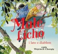 Małe Licho i lato z diabłem - Marta Kisiel - audiobook