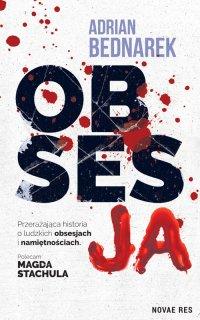 Obsesja - Adrian Bednarek - ebook