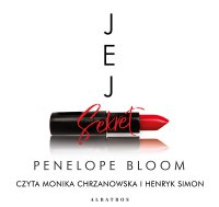 Jej sekret - Penelope Bloom - audiobook