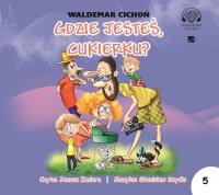 Gdzie jesteś, Cukierku ? - Waldemar Cichoń - audiobook