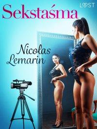 Sekstaśma - Nicolas Lemarin - ebook