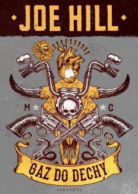 Gaz do dechy - Joe Hill - ebook
